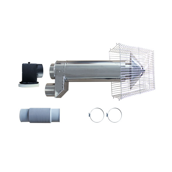 Horizontal Low Level Flue Kit image