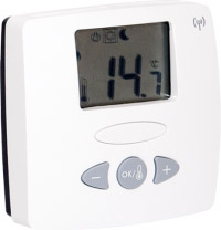 Wired Digital Thermostat image